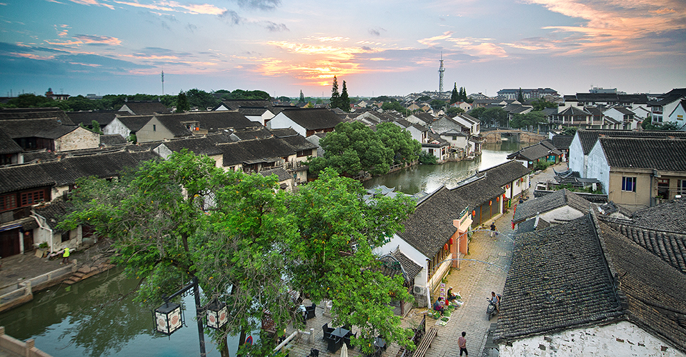 How to get to Suzhou China